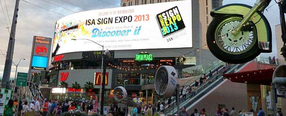 Ica International Sign Expo 2013